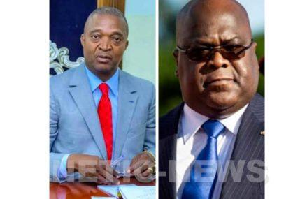 RDC: Shadary répond au camp Tshisekedi «ce n'est ni un président de la République,c'est le ministre Tunda qui a fait pour que l'État de droit règne dans ce pays»